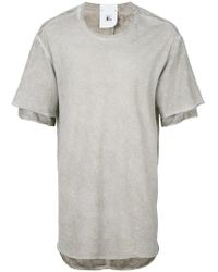 Lost and Found Rooms - Double Sleeve T-shirt - Lyst