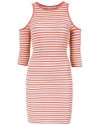 Cecilia Prado - Striped Rita Dress - Lyst