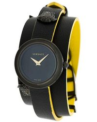 Versace - V-flare Watch - Lyst