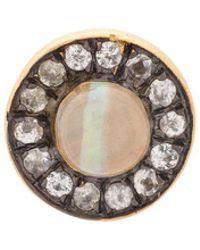 Ileana Makri - Embellished Stud Earring - Lyst