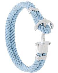 PAUL HEWITT - Rope Bracelet - Lyst