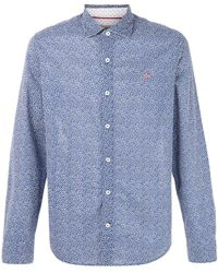 Napapijri - Patterned Shirt - Lyst