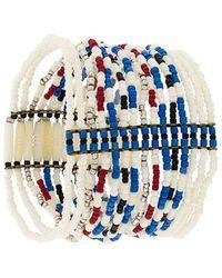 Isabel Marant | Multi-stranded Bead Bracelet | Lyst