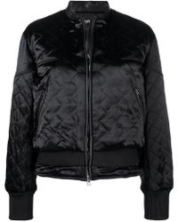 Tom Ford - Quilted Satin Bomber Jacket - Lyst