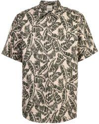 Baldwin Denim - Printed Shirt - Lyst