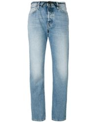 Aries - Straight Trousers - Lyst