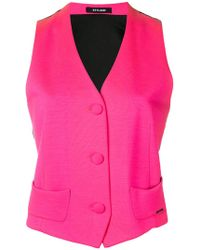 Styland - Two Tone Waistcoat - Lyst