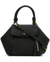 Tory Burch - Trapeze Shaped Tote - Lyst