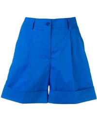 P.A.R.O.S.H. - Side Band Shorts - Lyst