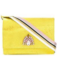 Gum - Dolly Jewel Embellished Shoulder Bag - Lyst