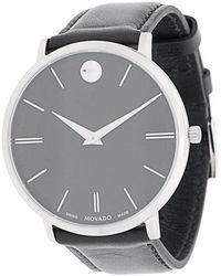 Movado - Reloj Ultra Slim - Lyst