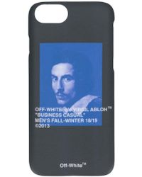Off-White c/o Virgil Abloh - 'Bernini' iPhone 8-Hülle - Lyst