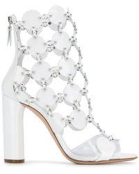 Casadei - Futura Sandals - Lyst