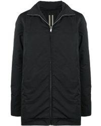 Rick Owens Drkshdw - Drawstring Hooded Jacket - Lyst