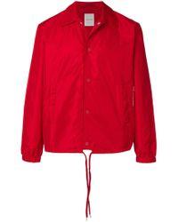 WOOD WOOD - Kael Buttoned Jacket - Lyst