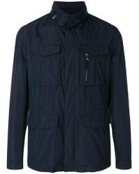 Corneliani - Short Safari Jacket - Lyst