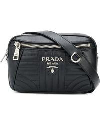 Prada | Bevelled Belt Bag | Lyst