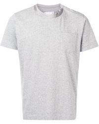 Sacai - Classic Pocket T-shirt - Lyst