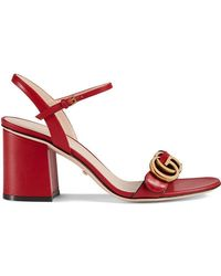 Gucci - Leather Mid - Lyst