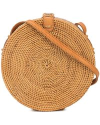 Brother Vellies - Large Disc Satchel Bag - Lyst