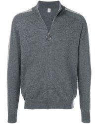 Eleventy - Zip-up Cardigan - Lyst