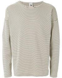 S.N.S Herning - Long-sleeve Striped Sweater - Lyst