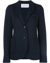 Harris Wharf London - Single-breasted Fitted Blazer - Lyst
