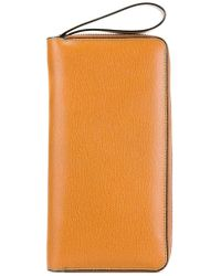 Valextra - All In One Document Holder - Lyst