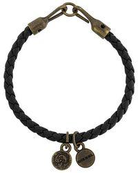 DIESEL - Mini Pendants Bracelet - Lyst