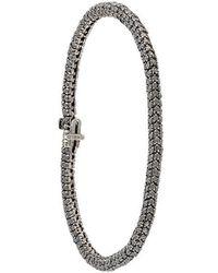 Christian Koban - Clou Black Diamond Bracelet - Lyst