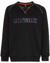 Missoni - Sweat à surpiqûres contrastantes - Lyst