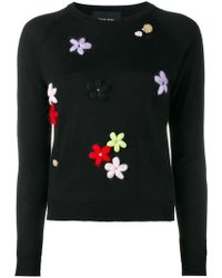 Simone Rocha - Embroidered Jumper - Lyst