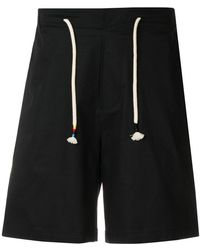 The Silted Company - Drawstring Bermuda Shorts - Lyst
