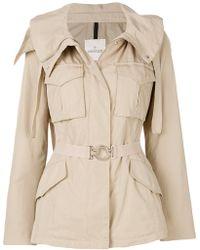 Moncler - Sodalite Military Jacket - Lyst