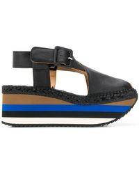 d1f606f67b5 Paloma Barceló - Kozakura Platform Sandals - Lyst