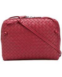 Bottega Veneta - Nodini Crossbody Bag - Lyst