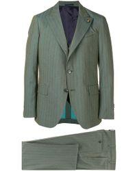 Gabriele Pasini - Tailored Striped Suit - Lyst