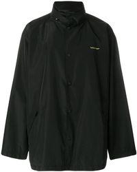 Balenciaga - Archetype Raincoat - Lyst