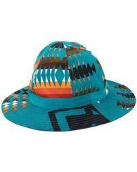 Sacai - Printed Sun Hat - Lyst