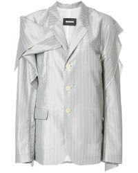 Moohong   Deconstructed Jacket   Lyst