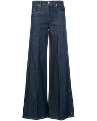 RED Valentino - Flared Jeans - Lyst