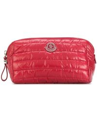 Moncler - Quilted Make-up Bag - Lyst