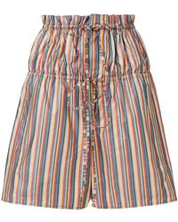 Ports 1961 - Striped Shorts - Lyst