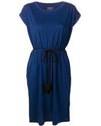 Woolrich - Elasticated Waist Dress - Lyst