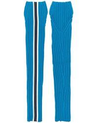 CALVIN KLEIN 205W39NYC - Side Striped Socks - Lyst