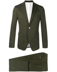 DSquared² Costume classique - Vert