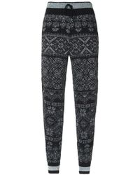 Cecilia Prado - Knitted Trousers - Lyst