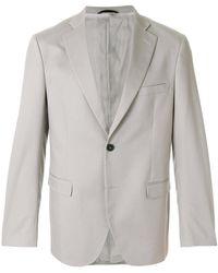 Tonello - Two Button Suit Jacket - Lyst