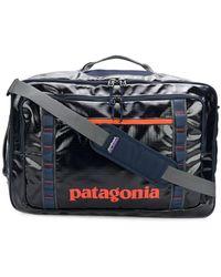 Patagonia - Logo Print Holdall - Lyst