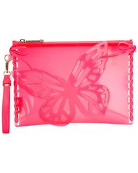 3f4945dd18 Sophia Webster - -  flossy  Butterfly Clutch Bag - Women - Leather - One
